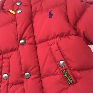 Ralph Lauren Baby Winter Jacket